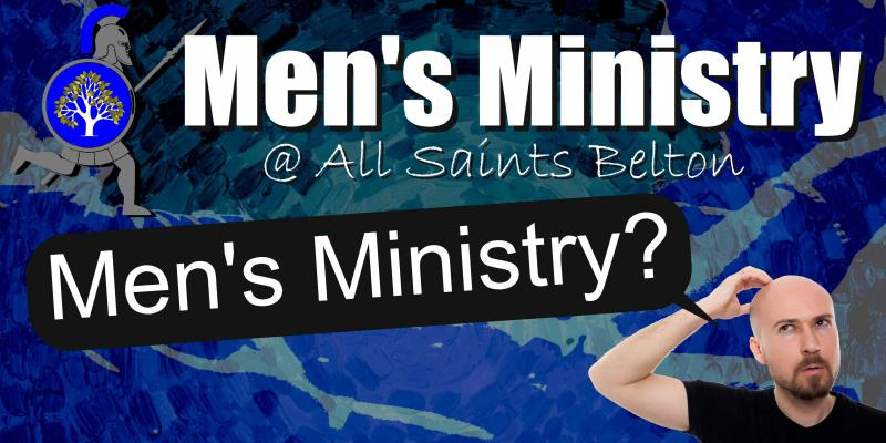 Men's Ministry All Saints Belton church